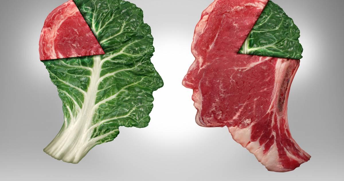shutterstock156757385 - Vegetable Foods vs. Meat Foods