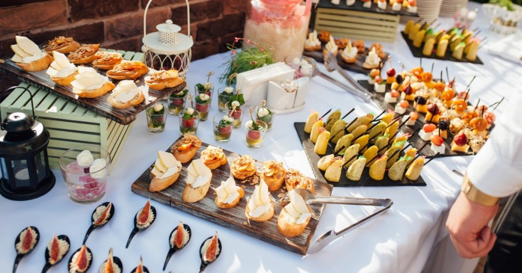 cater 1024x536 - Important Questions To Ask When Hiring A Wedding Caterer