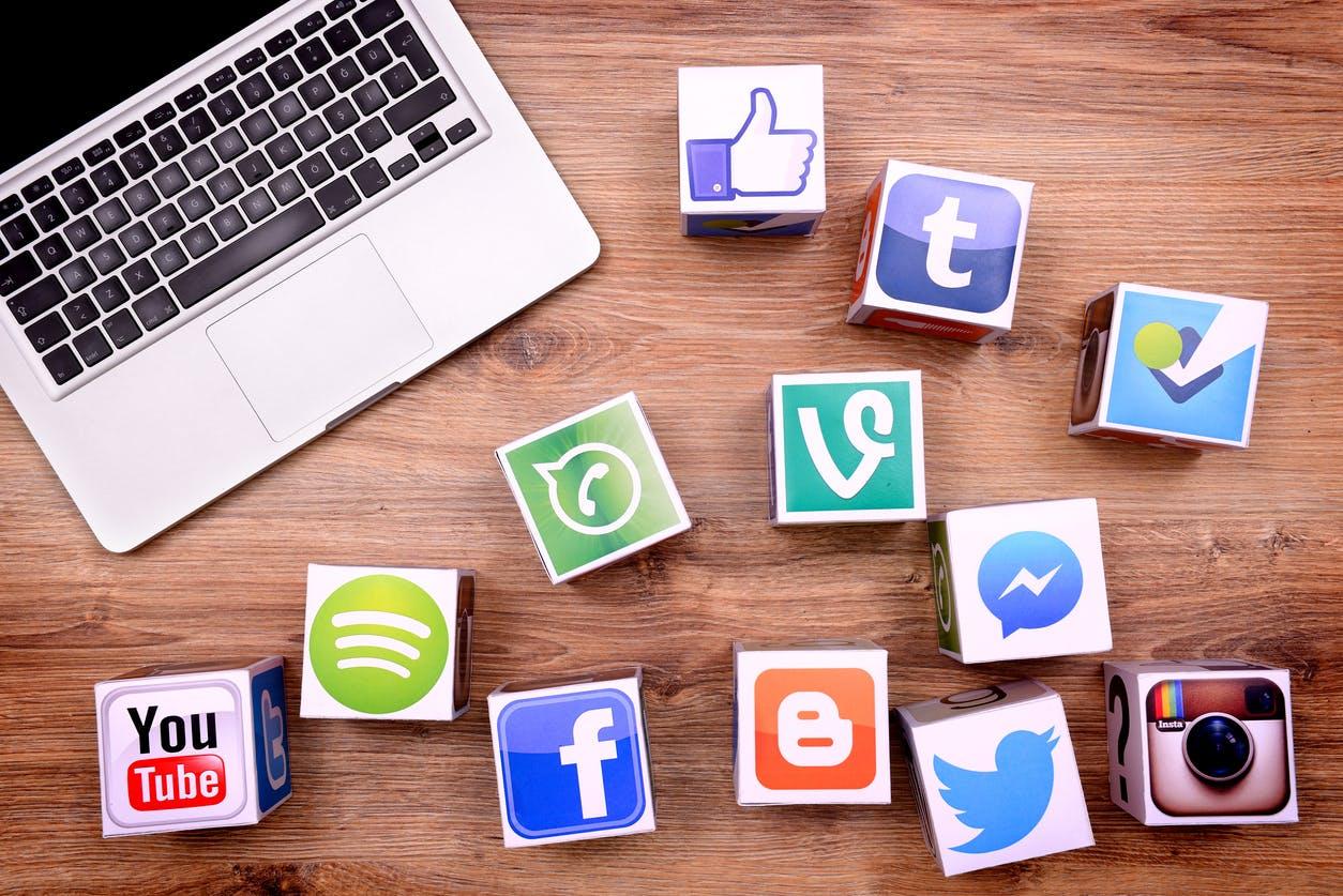 social media image  - Social Media and its importance in marketing