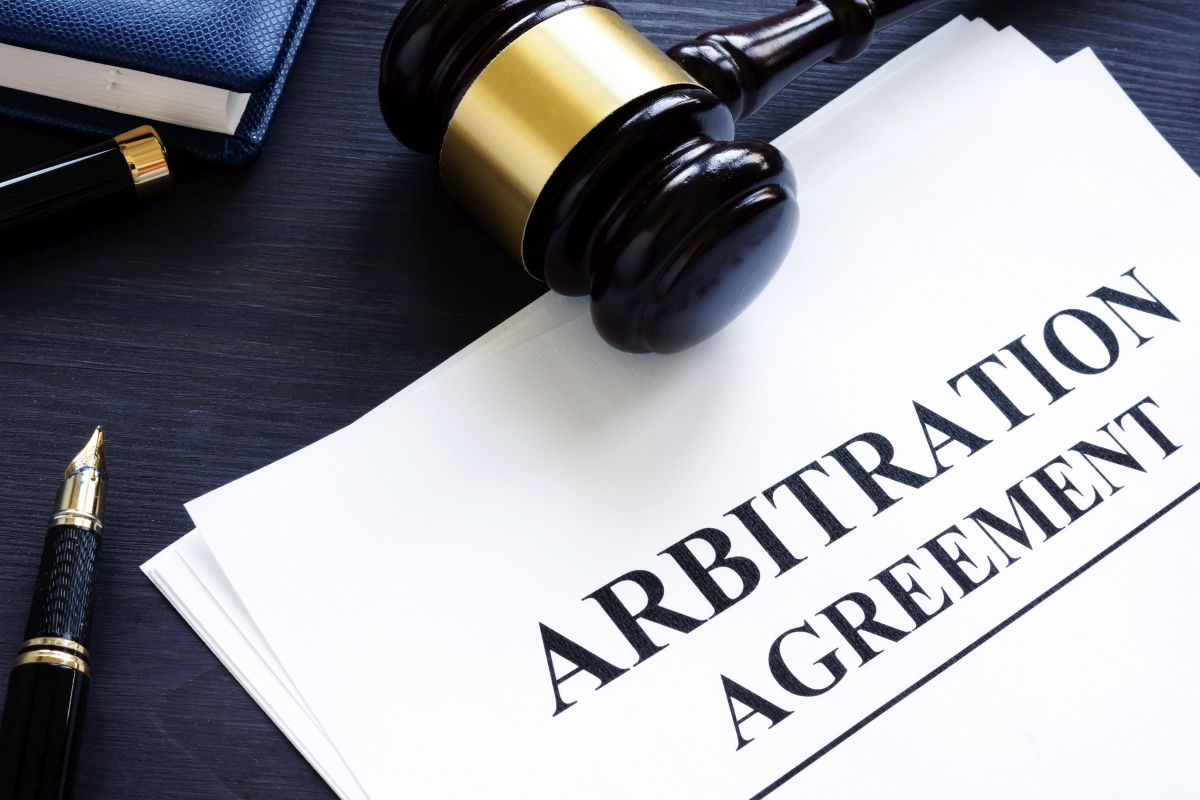 b1 - What on earth is arbitration?